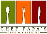 Chef Papa's Cafe & Catering-Good Food Prepared Fresh